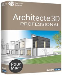 Architecte 3D Mac Professional